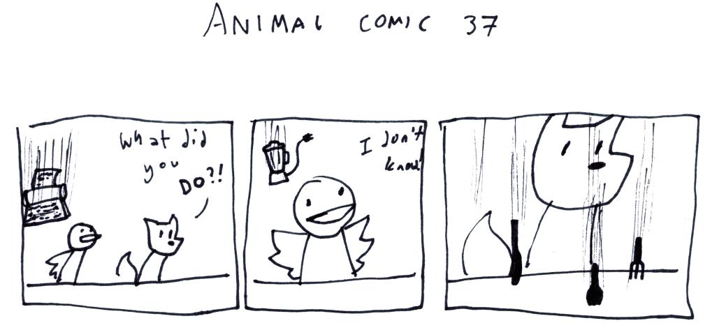 Animal Comic 37