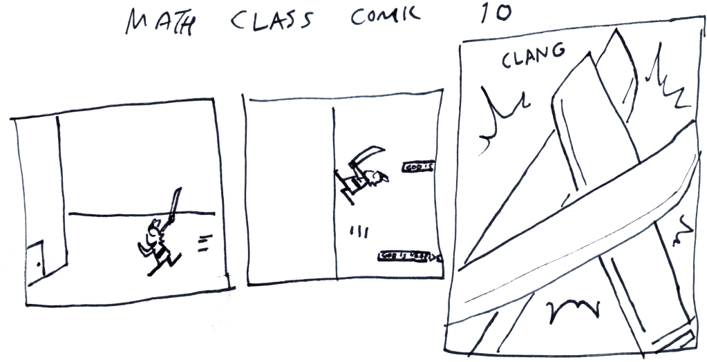 Math Class Comic 10