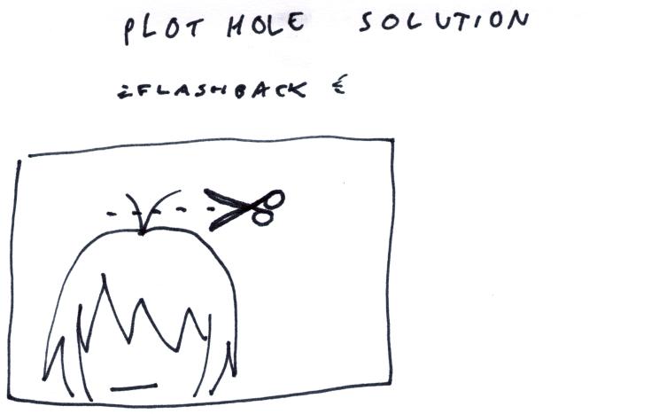 Plot Hole Solution